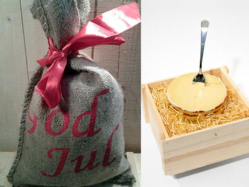 Julpresenten Cheddarostar 1.4 kg