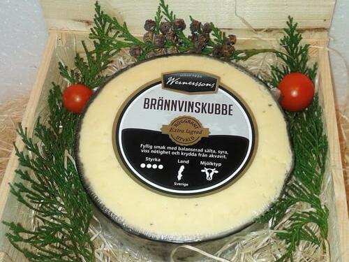 Julklappar Ostkubbar 1 kg från Wernerssons
