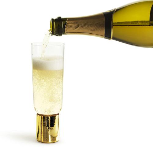 Champagneglas Munblåsta 4-pack