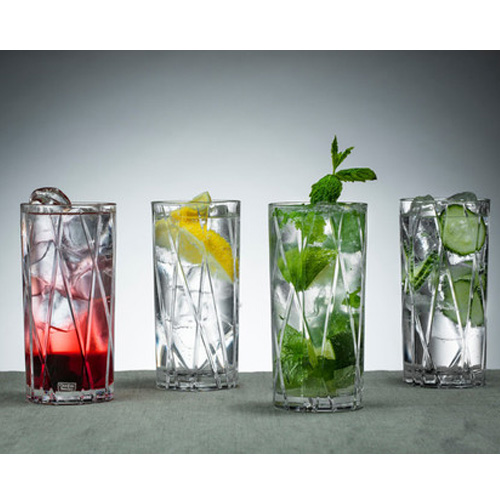 City Highball glas 4-pack