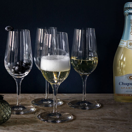 orrefors champagneglas
