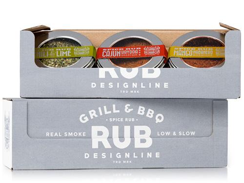 Spice Rub 3-pack